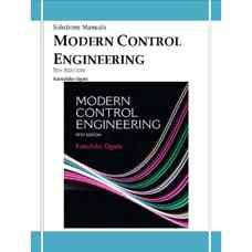 حل المسائل مهندسی کنترل مدرن (اوگاتا) (ویرایش پنجم 2009)
