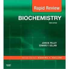 بیوشیمی (از سری Rapid Review) (پیلی و گلجان) (ویرایش سوم 2010)