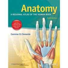 آناتومی: اطلس نواحی بدن انسان (کلمنت) (ویرایش ششم 2010)