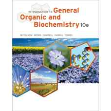 مقدمه ای بر شیمی آلی، ارگانیک و بیوشیمی (بتلهیم، براون، کمپبل و فارل) (ویرایش دهم 2012)