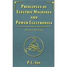 مبانی ماشین های الکتریکی و الکترونیک قدرت (سن) (ویرایش دوم 1996)