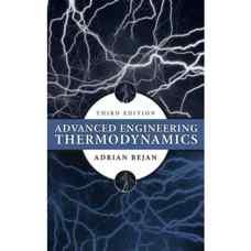 ترمودینامیک مهندسی پیشرفته (بیجان) (ویرایش سوم 2006)