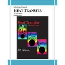 حل المسائل انتقال حرارت (هولمن) (ویرایش دهم 2009)