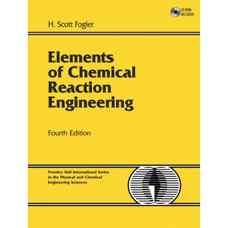 اصول مهندسی واکنش شیمیائی (طراحی راکتور) (فاگلر) (ویرایش چهارم 2006)