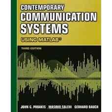 سیستم های مخابراتی جدید با استفاده از متلب (پروکیس، صالحی و باخ) (ویرایش سوم 2012)