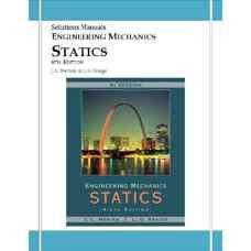 حل المسائل استاتیک (مریام و کریگ) (ویرایش ششم 2006)