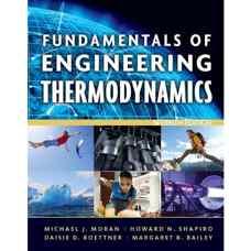 اصول ترمودینامیک مهندسی (موران، شاپیرو، بوتنر و بایلی) (ویرایش هفتم 2011)