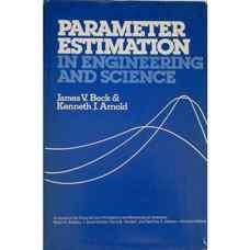 تخمین پارامترها در مهندسی و علوم پایه (بک و آرنولد) (ویرایش اول 1977)