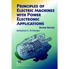 اصول ماشین های الکتریکی همراه با کاربردهائی در الکترونیک قدرت (الهواری) (ویرایش دوم 2002)