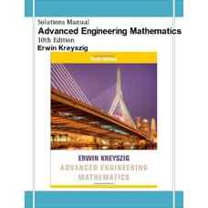 حل المسائل ریاضیات مهندسی پیشرفته (کریزیگ) (ویرایش دهم 2011)