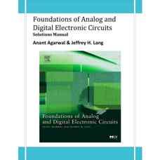حلالمسائل مبانی مدارهای الکترونیکی آنالوگ و دیجیتال (آگاروال و لانگ) (ویرایش اول 2005)