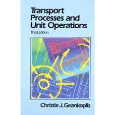 فرآیندهای انتقال و عملیات واحد (جیانکوپلیس) (ویرایش سوم 1993)