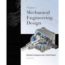 طراحی اجزای مکانیکی شیگلی (بودیناس و نیسبت) (ویرایش هشتم 2006)