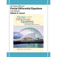 حل المسائل معادلات دیفرانسیل جزئی (اسمر) (ویرایش دوم 2004)
