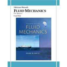 حل المسائل مکانیک سیالات (وایت) (ویرایش هفتم 2010)