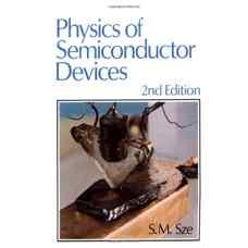فیزیک قطعات نیمه رسانا (زی) (ویرایش دوم 1981)