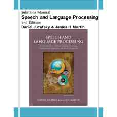 حل المسائل پردازش زبان و گفتار (جورافسکی و مارتین) (ویرایش دوم 2008)
