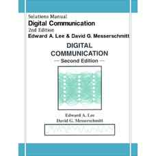 حل المسائل مخابرات دیجیتال (لی و مسراشمیت) (ویرایش دوم 1993)