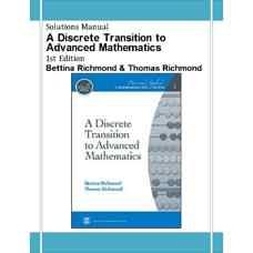 حل المسائل گذاری گسسته به سمت ریاضیات پیشرفته (ریچموند و ریچموند) (ویرایش اول 2009)