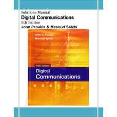 حل المسائل مخابرات دیجیتال (پروکیس و صالحی) (ویرایش پنجم 2007)