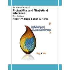 حل المسائل احتمال و استنتاج آماری (هاگ و تانیس) (ویرایش هفتم 2005)