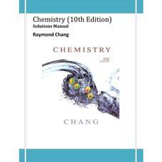 حل المسائل شیمی (چانگ) (ویرایش دهم 2010)
