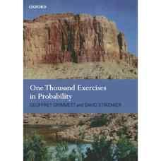 هزار تمرین در احتمال (گریمت و استیرزاکر) (ویرایش اول 2001)