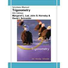 حل المسائل مثلثات (لایل، هورنزبی و اشنایدر) (ویرایش هشتم 2004)