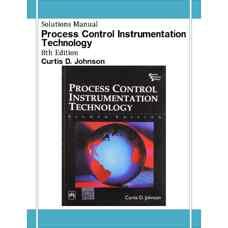 حل المسائل فناوری ابزاردقیق کنترل فرآیندها (جانسون) (ویرایش هشتم 2005)