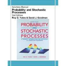 حل المسائل احتمال و فرآیندهای اتفاقی (ییتس و گودمن) (ویرایش دوم 2004)