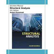 حل المسائل تحلیل سازه ها (کاسیمالی) (ویرایش چهارم 2009)