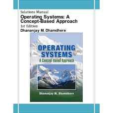 حل المسائل سیستم های عامل: رویکردی مفهومی (دامدیر) (ویرایش اول 2008)