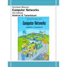 حل المسائل شبکه های کامپیوتری (تننباوم) (ویرایش چهارم 2002)