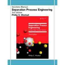 حل المسائل مهندسی فرآیند جداسازی: همراه با انتقال جرم (ونکات) (ویرایش سوم 2011)