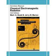 حل المسائل تابش الکترومغناطیسی کلاسیک (هیلد و ماریون) (ویرایش سوم 1994)