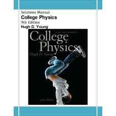 حل المسائل فیزیک دانشگاهی سیرز و زیمانسکی (یانگ) (ویرایش نهم 2011)