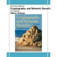 حل المسائل رمزنگاری و امنیت شبکه (استالینگز) (ویرایش چهارم 2005)