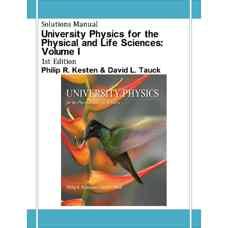 حل المسائل فیزیک دانشگاهی برای علوم طبیعی و زیستی (کستن و تاک) (ویرایش اول 2012)