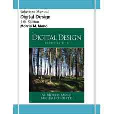 حل المسائل طراحی دیجیتال (مانو) (ویرایش چهارم 2007)