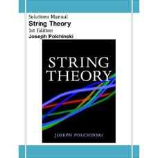 حل المسائل نظریه ریسمان (پولچینسکی) (ویرایش اول 2005)
