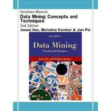 حل المسائل داده کاوی (هان، کمبر و پی) (ویرایش دوم 2006)