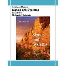 حل المسائل سیگنال ها و سیستم ها (رابرتز) (ویرایش اول 2003)