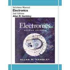 حل المسائل الکترونیک (همبلی) (ویرایش دوم 1999)