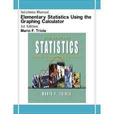 حل المسائل آمار پایه با استفاده از ماشین حساب گرافیکی  TI-83/84 Plus (تریولا) (ویرایش اول 2004)