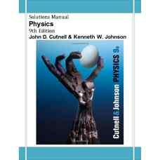 حل المسائل فیزیک (کاتنل و جانسون) (ویرایش نهم 2012)