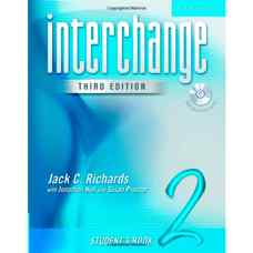 کتاب دانشآموز اینترچنج سطح 2 (ریچاردز، هال و پروکتور) (ویرایش سوم 2004)