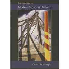 مقدمه ای بر رشد اقتصادی مدرن (اکموگلو) (ویرایش اول 2009)
