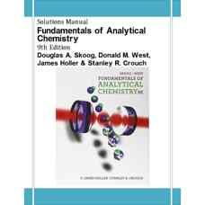 حل المسائل مبانی شیمی محاسباتی (اسکوگ، وست، هولر و کراوچ) (ویرایش نهم 2013)