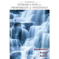 مقدمه ای بر احتمال و آمار (مندنهال، بیور و بیور) (ویرایش سیزدهم 2008)