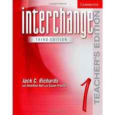 کتاب معلم اینترچنج سطح 1 (ریچاردز، هال و پروکتور) (ویرایش سوم 2005)